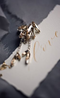 ATRIA earrings White Jasmine Accessories 5