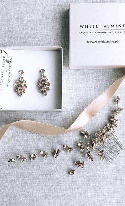 Grzebyk ORRIS White Jasmine Accessories 3